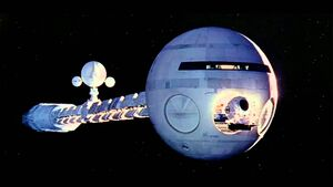 Discovery 1 from 2001: A Space Odyssey