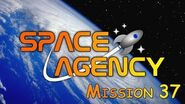 Space Agency Mission 37 Gold