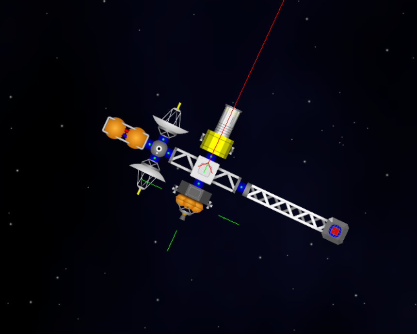 Angrycat9000/Sprinter Deep Space Probes
