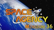 Space Agency Mission 36 Gold