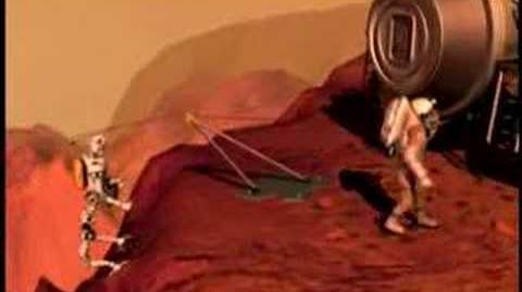 Robot Colonies on Mars