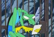 Zorak Reading Script In Jail