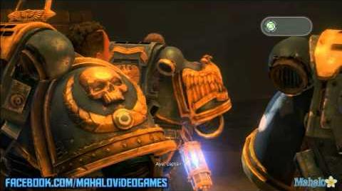 Warhammer Space Marine - Walkthrough - Dying of the Light - Chapter 14 Victory and Sacrifice 1