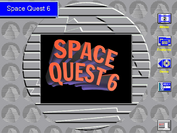 Space Quest 6: The Spinal Frontier Interactive Demo