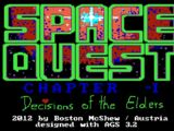 Space Quest Minus 1: Decisions of the Elders