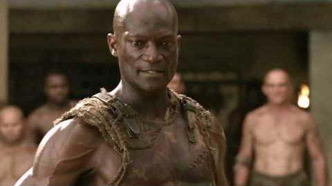Spartacus - Blood and Sand - Trailer