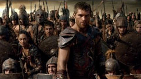 Spartacus War of the Damned Official Trailer
