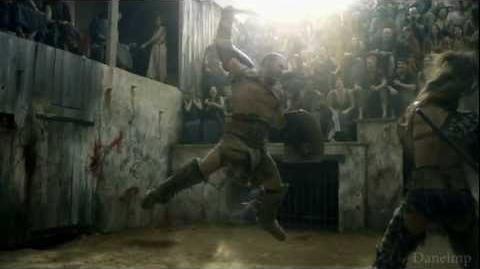 Spartacus - Gods of the Arena - Trailer