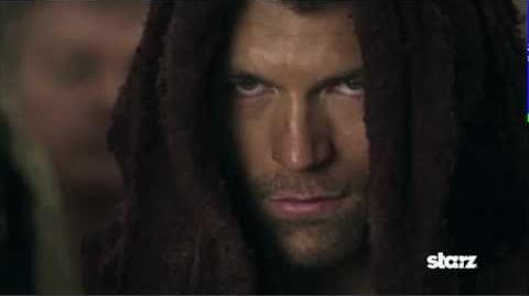 Spartacus Vengeance Trailer 1