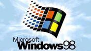 (Filler) Windows 98 has a Sparta PC-98 V3