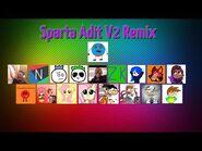 -Collab-Multisource Sparta Adit v2 Remix 18 Parts Collab