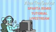 Sparta Remix Tutorial - AlexTheSavior (Behind The Scenes!)