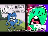 "(V2) Four-""NO HIVE FIVE!""(Sparta Madhouse OE Remix)"