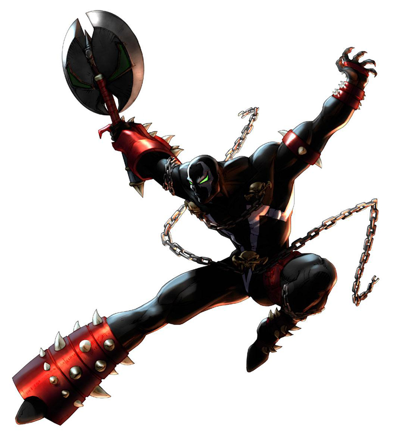 Spawn (SoulCalibur)