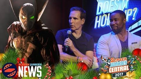 Does It Hold Up Spawn Live From SJ Central 2017! (Holiday Special)