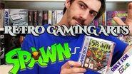 SPAWN GameBoy COLOR Review - RGA