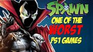 Spawn The Eternal Review (PS1)