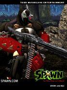 Spawn MG3