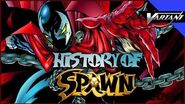 History Of Spawn!