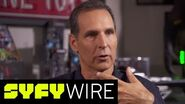 Spawn the Animated Series Todd McFarlane and Keith David Look Back SYFY WIRE