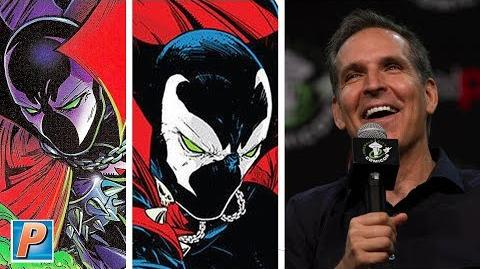 Todd McFarlane Interview SPAWN 300 Breaks Records