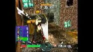 Spawn - In the Demon's Hand Dreamcast Gameplay