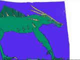 Reptilios (mare cursor)