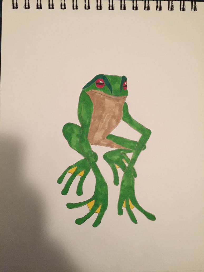 Gibbon Frog