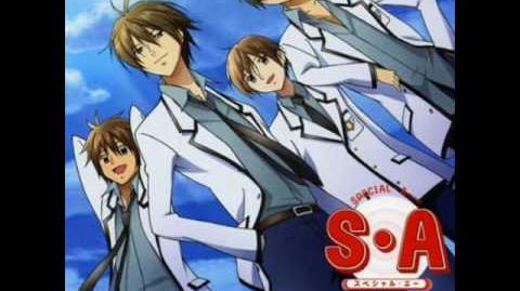 Special A First Ending Theme-0