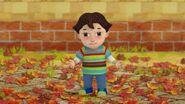 Dawson (Leaf Raker)