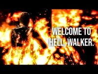 Welcome to hell, Walker. We've been waiting for you