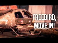 Freebird, move in! - Spec Ops- The Line (PS3)