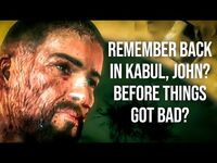 Remember back in Kabul, John? Before things got bad? - Spec Ops- The Line