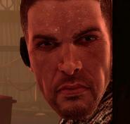 Walker face closeup