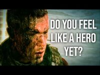 Do you feel like a hero yet? - Spec Ops- The Line