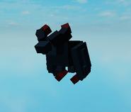 Black Dragonbird