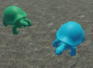 Big turt and unusual big turt