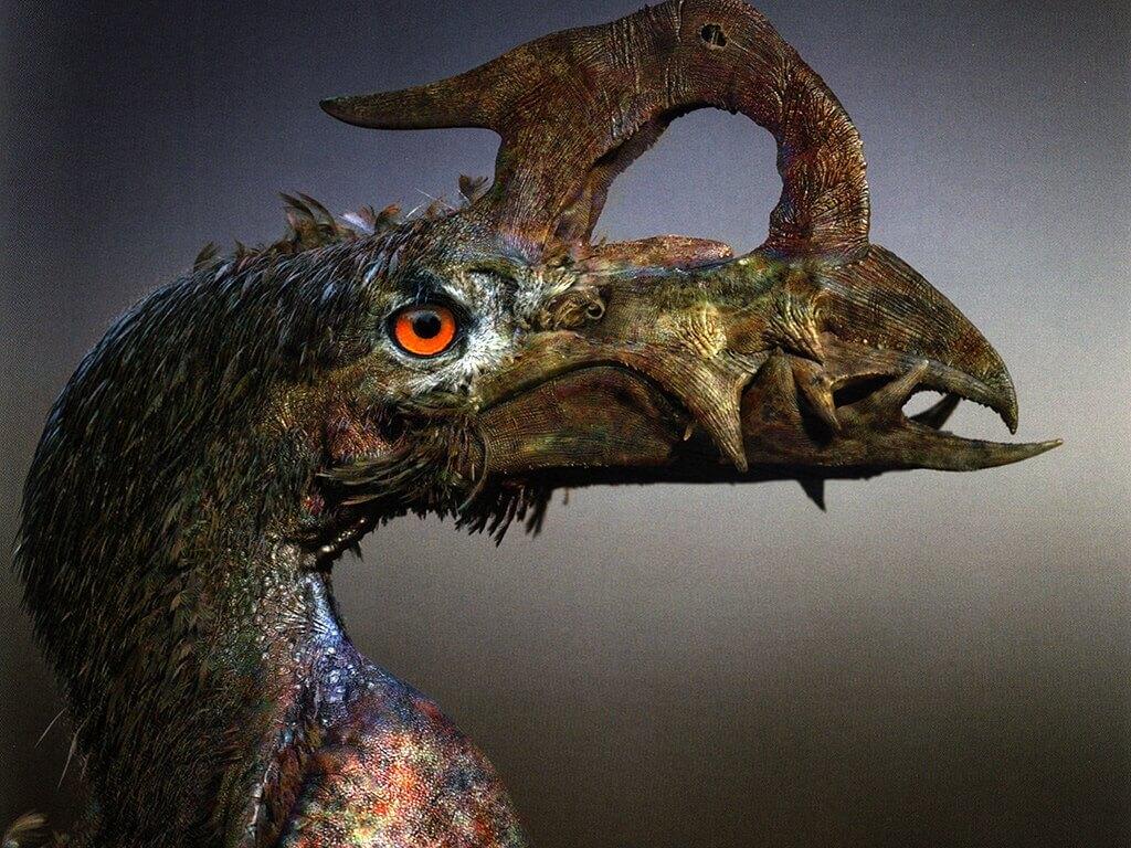 Necropteryx gigeri
