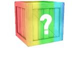 Rainbow Crate