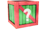 Christmas Present Crate