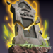 Crumbling Tombstone Icon.png
