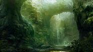Raphael-lubke-enviroment-jungle-scene-1