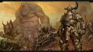 SF3 Orc Wallpaper