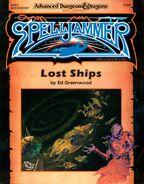 Spelljammer SJR1 LostShips