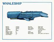 Whaleship Data Card 2e