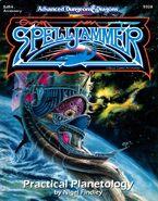 Spelljammer SJR4 Practical Planetology Front Cover