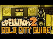 City of Gold in Spelunky 2 EXPLAINED