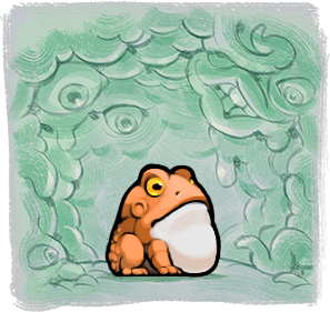 Fire Frog/2