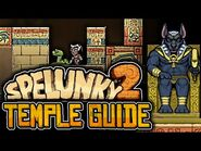The Temple of Spelunky 2 EXPLAINED (Ft