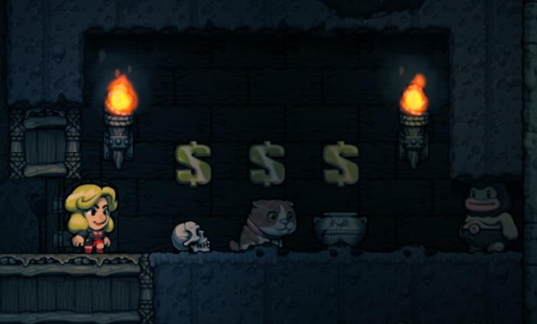 Caveman Shopkeeper